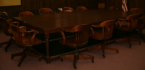Photo of Council Chambers