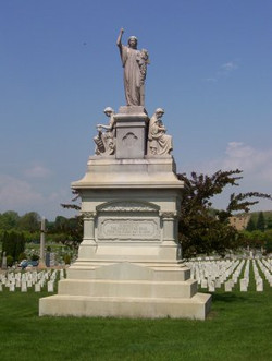 Grandview Cemetery Flood Memorial