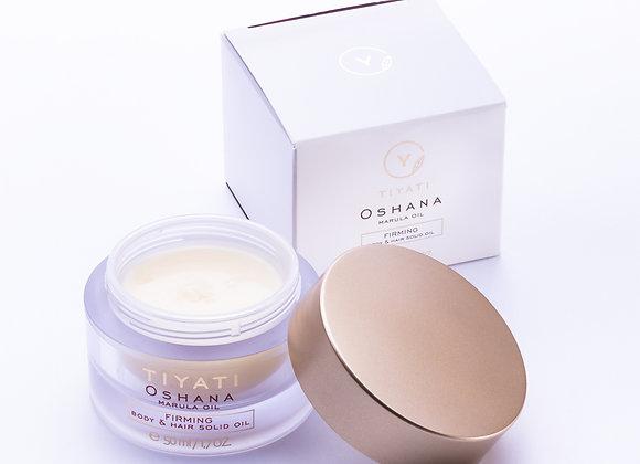 Oshana Firming Hair & Body Solid Oil 50ml