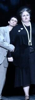 Mrs. Bobby Child, Crazy for You