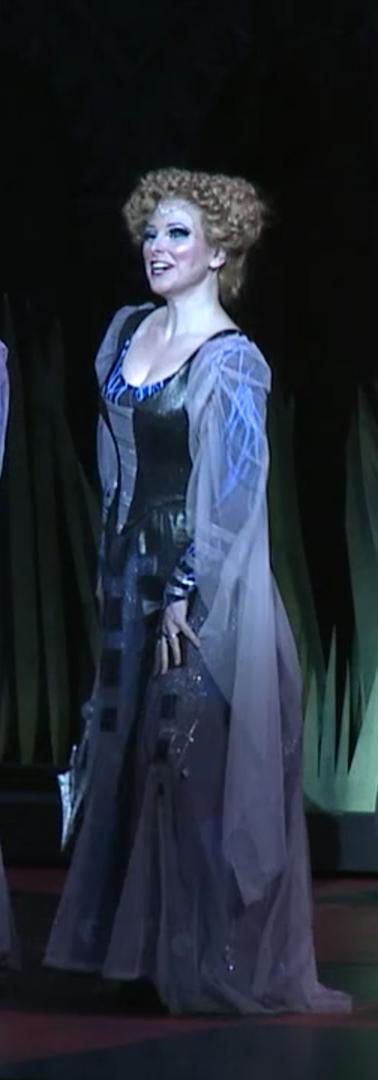 Erste Dame, Die Zauberflöte