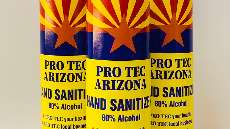 Pro Tec Arizona 3-pack 7oz Spray Bottle