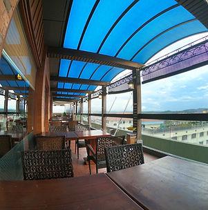 Sento Hotel Rooftop Garden