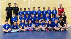 Darien Elementary school program 2018