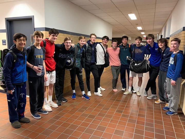 Darien Boys Varsity at Yale 2019