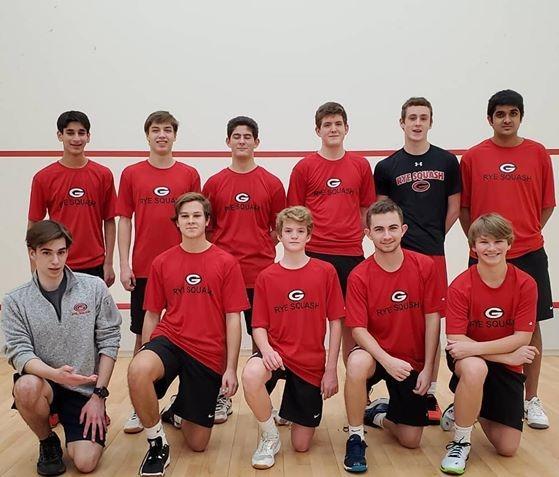 Rye Boys Varsity 2019/2020 season