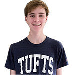 Sam Carlton Bronxville now at Tufts