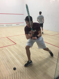 Peter Yuen played at Greenwich High School and later Fordham University