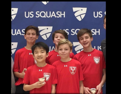 New Canaan Saxe Middle School at US Squa