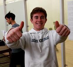 Thumbs up J K!