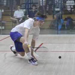 Henry Sparkman Darian Varsity squash boy