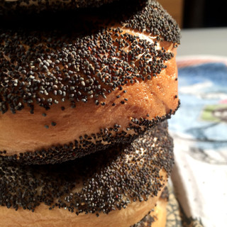Poppy Seed Stack