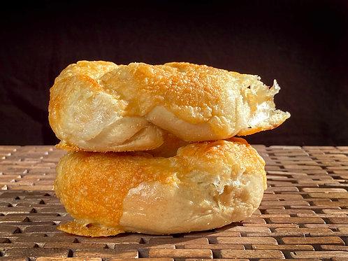 Asiago Cheese - Kansas Great Plain Bagel