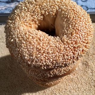 Sesame Seed Stack