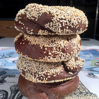 Pumpernickel Stack