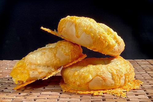 Quattro Formaggi (Four Cheese)  Parm-Asiago-Cheddar-Blue