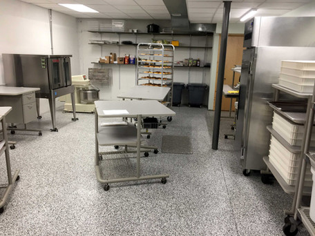 Super Neat & Clean Bakery.