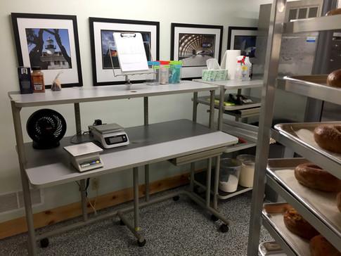 Formula Mixing Station