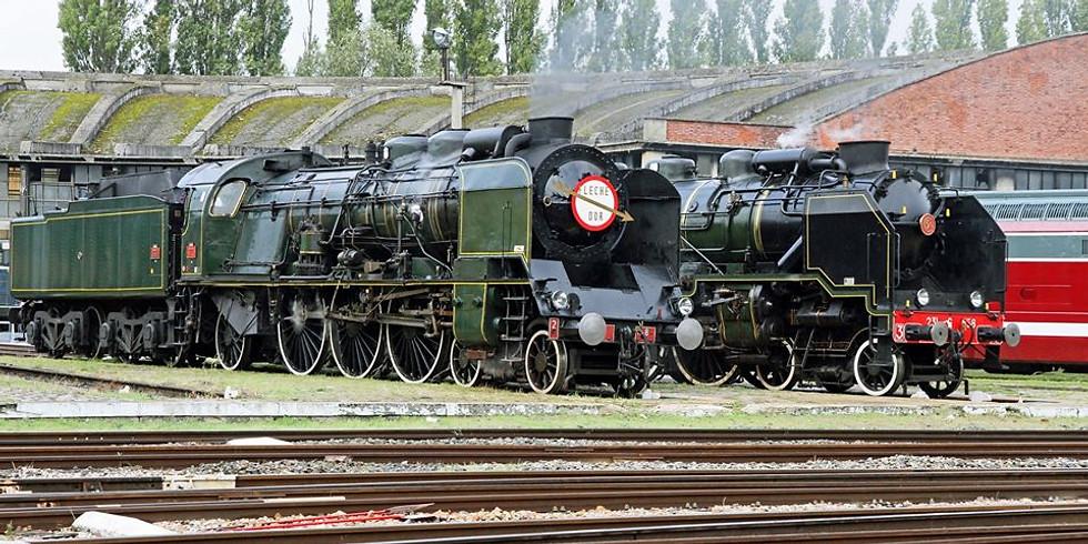 Festival Vapeur - 30 ans - Chemin de fer de la Valée de L'Aa