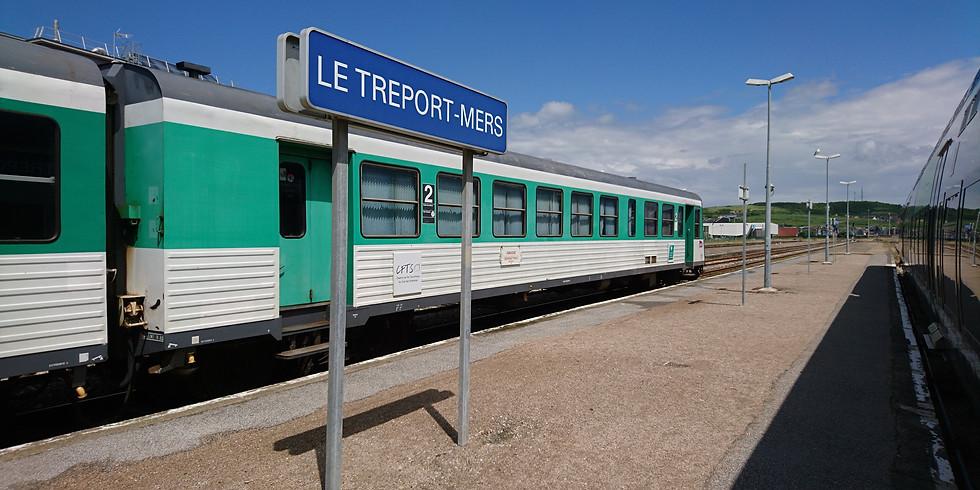Voyage à Mers les Bains / le Tréport
