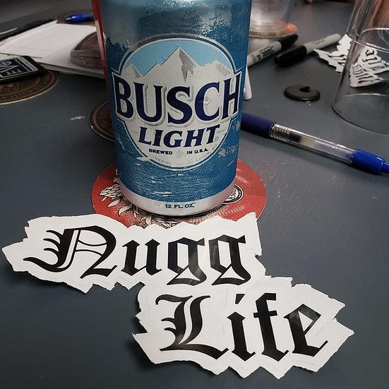 Nugg Life Decal
