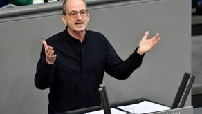 Bewerbung für Platz 2 der Landesliste zur Bundestagswahl der Partei DIE LINKE. Landesverband Hessen
