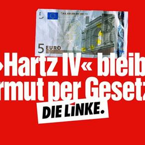 15 Jahre Hartz IV -Es reicht!