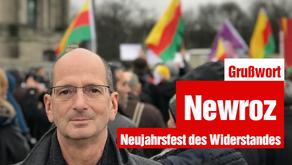 Rede: Newroz – Neujahrsfest des Widerstandes