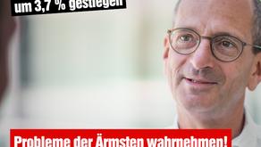 Reiches Hessen macht Arme ärmer
