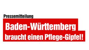 DIE LINKE: Baden-Württemberg braucht einen Pflege-Gipfel!