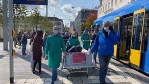 Menschen vor Profite: Die Gesundheitsversorgung in die öffentliche Hand!