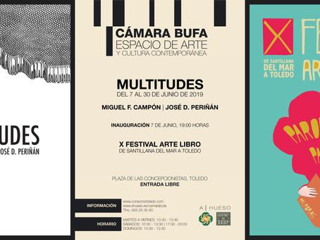 Fiesta del libro: Exposiciones, talleres gratuitos y difusión de obras únicas