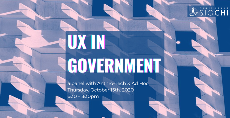 UX in Government