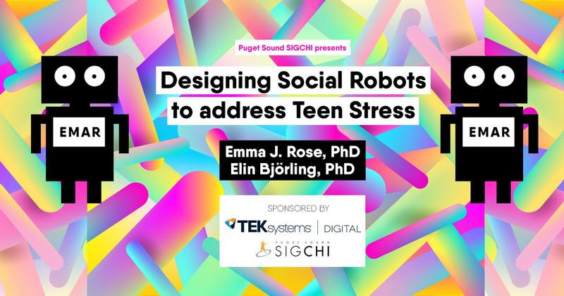 Designing a Social Robot to Address Teen Stress