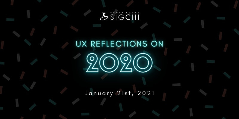 UX Reflections on 2020