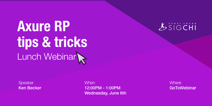Axure tips and tricks- lunch webinar
