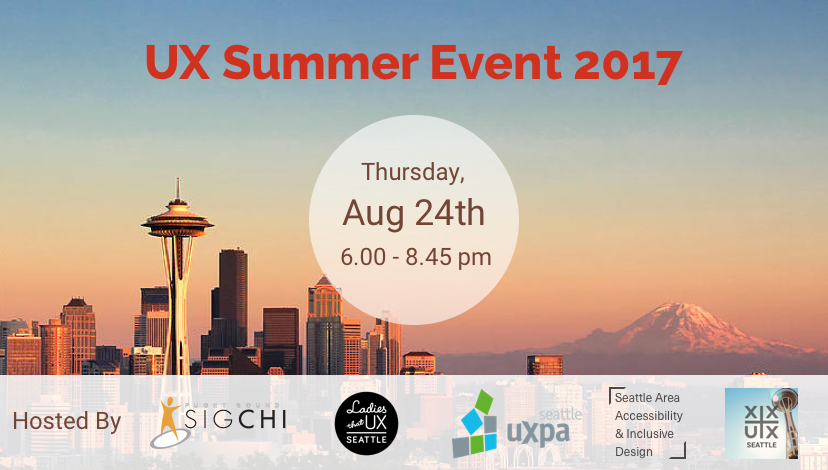 UX Summer Event 2017