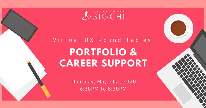 UX portfolio and career support
