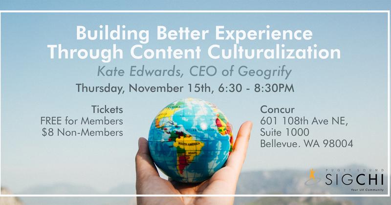 Building Better Experiences through Content Culturalization