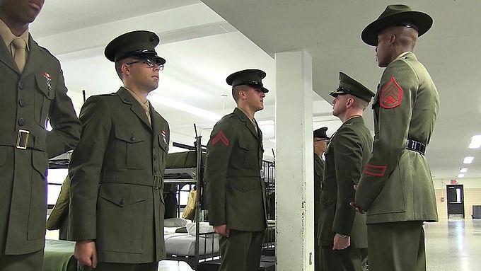Battalion Commander's Inspection