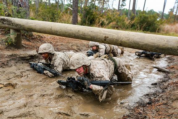 Combat Endurance Course