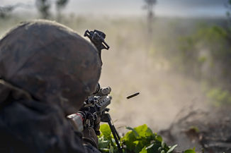 IAR Fire behind shooter from Cpl Lydia G