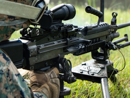 Marine Corps Weapon Systems - Things That Go BANG