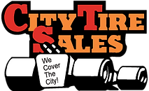 City Tire Sales Logo