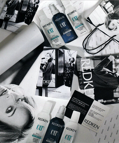 Personal care package design