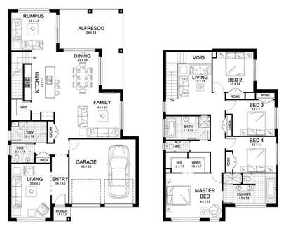 Oak 2 Story 4 Bedroom.jpg