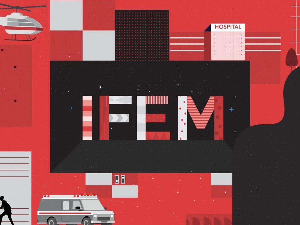 IFEM charity animation