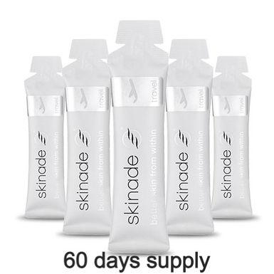 Skinade Hydrolysed Marine Collagen 60 days sachets