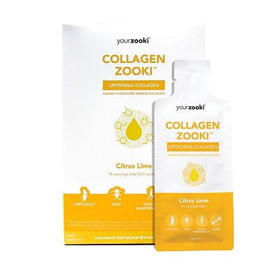 Liposomal Marine Collagen Zooki