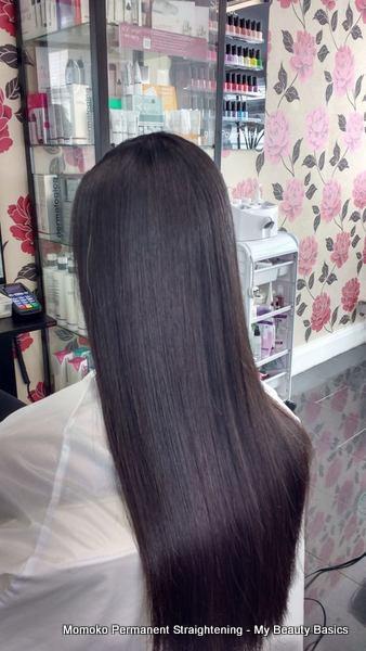 WhyMomoko Permanent Hair Straightening?